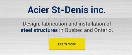 St-Denis Ornemental Inc.: Fabrication and installation of metalwork in Greater Montreal.